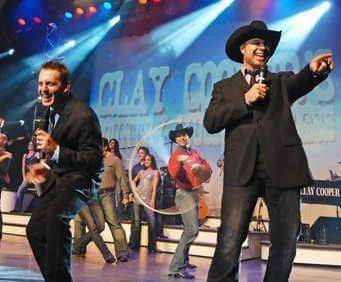 Clay Cooper's Country Music Express, comedy