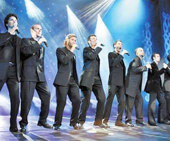 The Twelve Irish Tenors - Singers