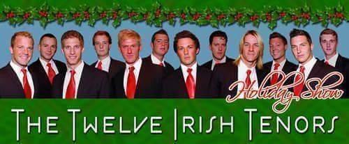 The Twelve Irish Tenors, Christmas Special