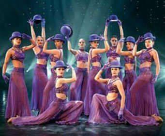 Broadway - The Star-Spangled Celebration, Dancers