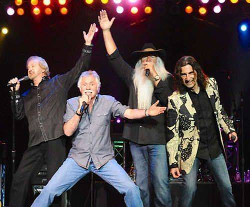 Oak Ridge Boys Singers
