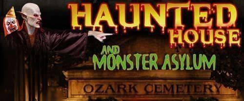 Haunted House, Monster Asylum
