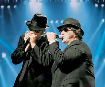 Legends in Concert, blues brothers