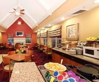 Residence Inn Marriott - Branson Dining Photo