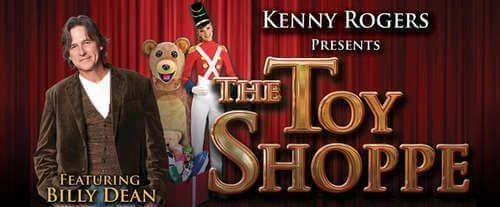 Toy Shoppe Broadway Show Presented by Kenny Rogers