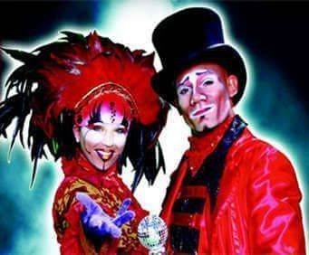 Cirque Montage, costumes