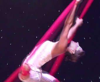 Cirque Montage, circus stunts