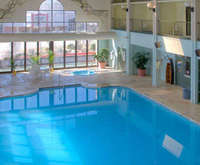 Lodge of the Ozarks Indoor Pool