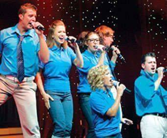 Broadway - Songs from Glee, acapella
