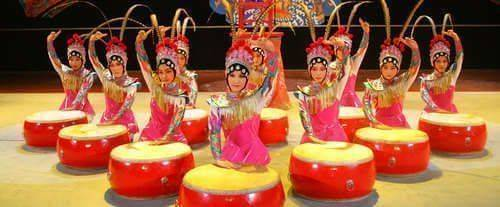 Acrobats of China featuring the New Shanghai Circus, entertainment