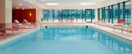 Renaissance Baltimore Harborplace Hotel Indoor Pool