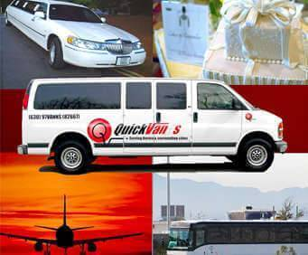 Chicago Premium Outlets Shopping Shuttle, shuttle bus