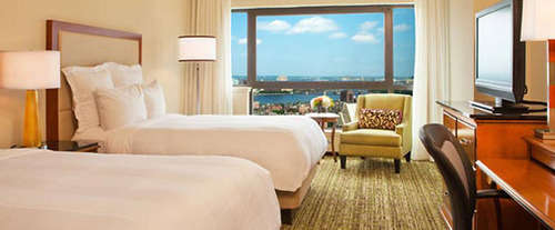 Room Photo for Marriott Copley Place