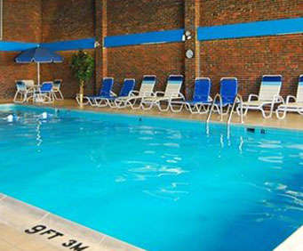 Best Western Framingham Indoor Pool