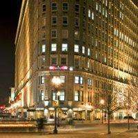 Exterior of Boston Park Plaza Hotel & Towers