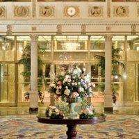 Lobby of Boston Park Plaza Hotel & Towers