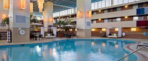 Radisson Opryland Hotel Indoor Swimming Pool