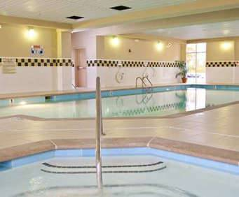 Hilton Garden Inn Nashville Airport Indoor Swimming Pool