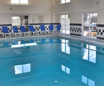 Fairfield Inn & Suites Nashville Opryland Indoor Pool