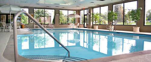 Radisson Hotel Nashville Airport Indoor Pool