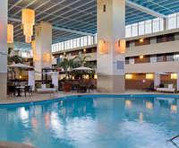 Radisson Hotel Opryland Indoor Pool