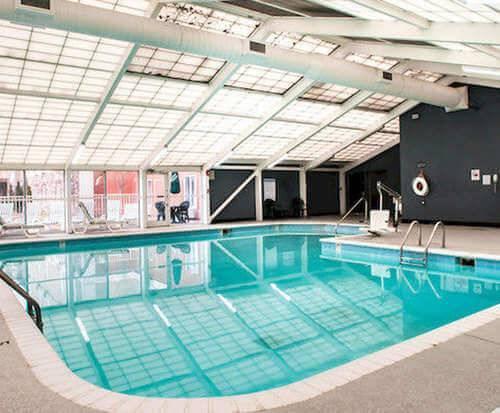 Comfort Suites Airport Nashville Indoor Pool