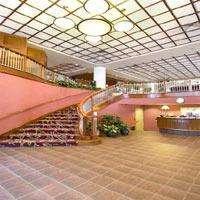Doubletree Hotel Boston Downtown Lobby