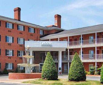 Comfort Inn Historic Area Spa