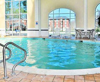 Comfort Inn Historic Area Indoor Pool
