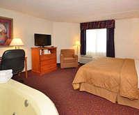 Comfort Inn Central Williamsburg Room Photos