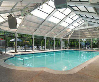 Quality Inn At Kingsmill Indoor Pool