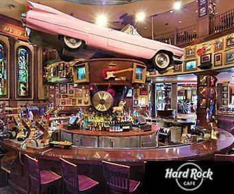 Hard Rock Cafe, Pink Cadillac