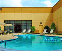 Outdoor Pool at Best Western Dallas Hotel & Conference Center