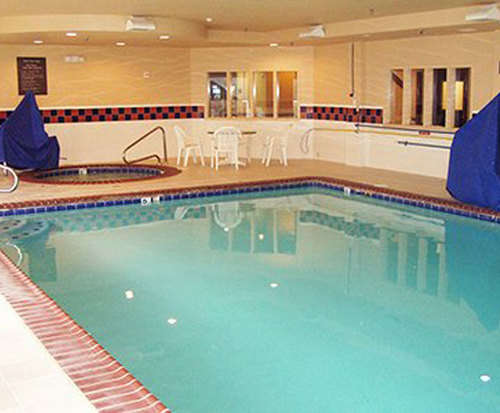 Comfort Inn & Suites Dallas Indoor Swimming Pool