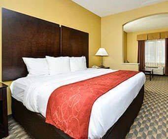 Room Photo for Comfort Suites Near Stonebriar Mall