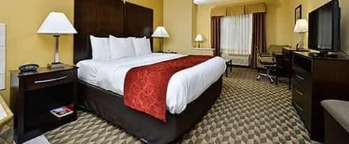 Comfort Suites Near Stonebriar Mall Room Photos