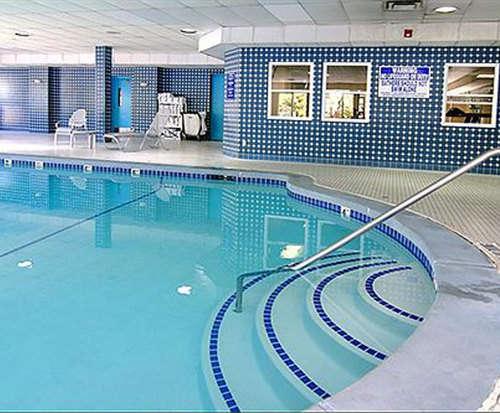 Shilo Inn Salt Lake City Indoor Swimming Pool