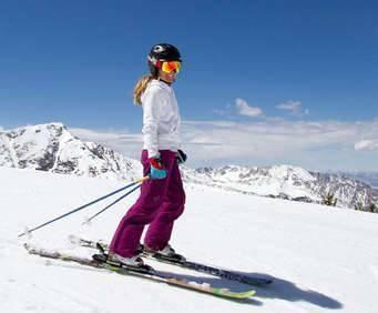 Alta & Snowbird Combined Lift Tickets, skiing