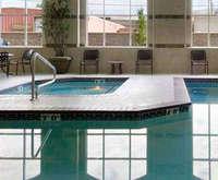 Hilton Garden Inn Salt Lake City Downtown Indoor Swimming Pool