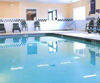 Crystal Inn Hotel & Suites West Valley City Indoor Swimming Pool