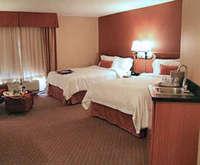 Room Photo for Hampton Inn & Suites Salt Lake City Airport