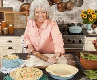 Paula Deen Culinary Tour, Paula Deen cooking