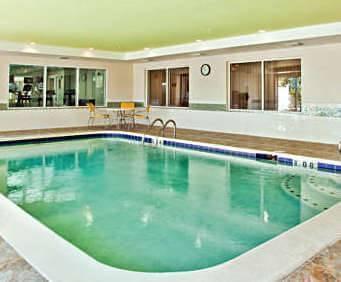 Fairfield Inn By Marriott Savannah Airport Indoor Swimming Pool