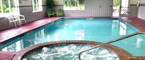 Country Inn & Suites By Carlson, Savannah Airport, Ga Indoor Swimming Pool