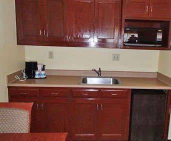 Photo of Rodeway Inn Savannah Kitchenette