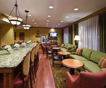 Hampton Inn Savannah - I-95 North Dining