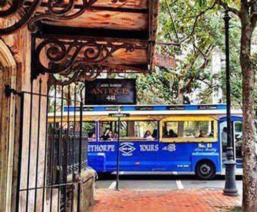 Trolley Tour, Haunted Trolley Tour, & Massie Heritage Center Tour Combo