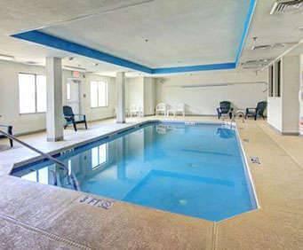 Sleep Inn at Six Flags Indoor Pool