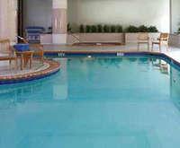 Outdoor Pool at Embassy Suites Atlanta - Buckhead