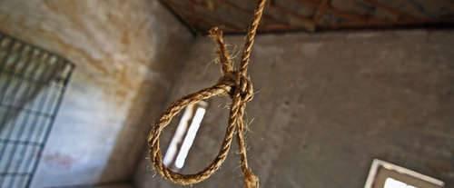 Haunted Jail Tour - Hanging Rope